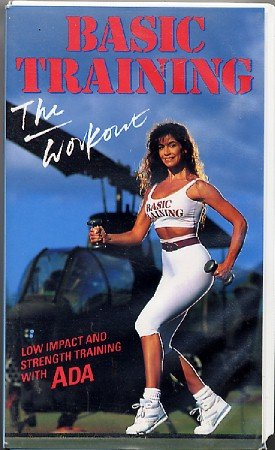 Basic Training the Workout Low Impact Aerobic Strength Training Beginners Exercise Video VHS