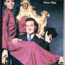 The Avengers TV classic show Bird Who Knew Too Much Mrs Peel Steed VHS video tape
