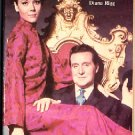 The Avengers TV show Positive Negative Man Patrick Macnee Diana Rigg 60s classic VHS video
