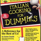 Italian Cooking for Dummies Cookbook softcover