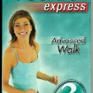 Leslie Sansone Walk Away the Pounds Express Advanced Walk 3 Miles Exercise Video VHS New