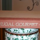 Frugal Gourmet Jeff Smith Cookbook hardcover vintage 1984