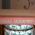 Frugal Gourmet Jeff Smith Cookbook hardcover vintage 1984