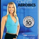 FIRM Complete Aerobics & Weight Training Exercise Workout VHS Video Tape NEW