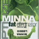 Minna Lessig Optimizer Fat Eliminator Aerobic + Toning Exercise Workout Video VHS Tape