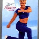 Reebok Rhythmic Power Coordination & Power Dance Program Exercise Video VHS