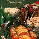 Have A Gourmet Christmas! Arbit & Turner, Ideals Pub, Vintage 1978 Holiday Cookbook