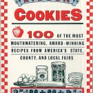 Blue Ribbon Cookies 100 Most Mouthwatering Award Winning Recipes ... Robbins cookbook softcover