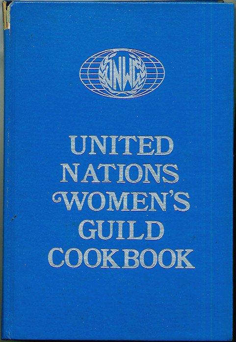 United Nations Womens Guild Cookbook Vintage International Recipes