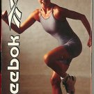 Reebok Versa Training Hi-Low Aerobics Exercise Video VHS Tape