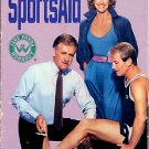 Jane Fonda's SportsAid Sports Injury First Aid Treatment & Prevention VHS Video Tape