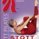 Kelloggs Special K Presents Stott Pilates Basics Matwork Moves Exercise Video VHS NEW