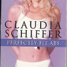 Claudia Schiffer Perfectly Fit Abs Kathy Kaehler Abdominal Muscle Toning Exercise Video VHS