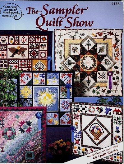 Sampler Quilt Show Rita Weiss ASN 4168 Templates Book Book Like New