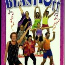 Richard Simmons Disco Blast Off Workout Exercise Video VHS NEW