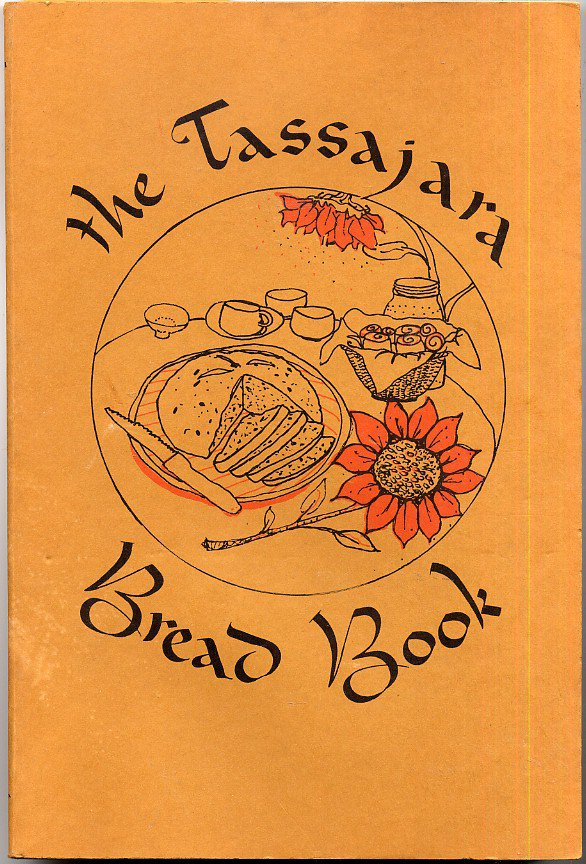 Tassajara Bread Book First Edition 1970 6th ptg 1972 Vintage Zen Buddhist Cookbook