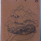 Tassajara Cooking Edward Espe Brown Zen Vegetarian Cookbook Vintage 1973 sc