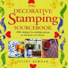 Decorative Stamping Sourcebook 200+ Designs for Making Stamps To Decorate Home