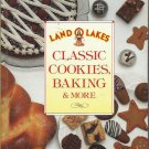 Land O Lakes Classic Cookies Baking and More Butter Recipes Cookbook