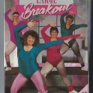 Women At Large Breakout VHS Exercise Beginner Fitness Video NEW
