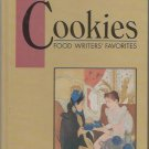 Cookies Food Writers Favorites Recipe Cookbook