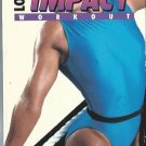 Sherri Bramlett's Low Impact Workout Vintage Aerobic Exercise VHS Video