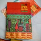Spice Islands Cook Book Vintage 1961 Cookbook 1st Ed 1st Ptg hc+dj