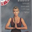 Jane Fonda Yoga Exercise Workout 1993 VHS Video Tape