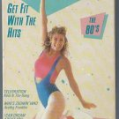 Dance Away the 80s Get Fit with the Hits Molly Fox Aerobic Exercise Workout Video VHS
