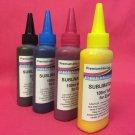 400ml Sublimation Refill INK for EPSON WF 2010 W 2510 2520 2530 2630 2650 WF DWF