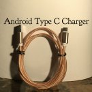 Type C Charging Cable for Android/Rose Pink