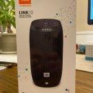 JBL LINK 10 Portable Bluetooth Speaker ‑ Black w/Google Assistant