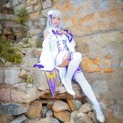 Emilia Dress Re Zero Cosplay Sets Dress Costume Anime Party Halloween Party