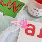 Handmade Pink Gummy Bear Hair Clip Pin Accessories Jewellery