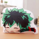 My Hero Academia Izuku Midoriya Pillow Plush Decorative Cushion Stuffed Toy Plushies Boku No Hero