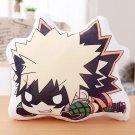 My Hero Academia Katsuki Bakugou Pillow Plush Decorative Cushion Stuffed Toy Plushies Boku No Hero