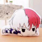 My Hero Academia Shoto Todoroki Pillow Plush Decorative Cushion Stuffed Toy Plushies Boku No Hero