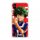 My Hero Academia iPhone Case Phone Cover Korean Japanese Anime Harajuku