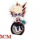 My Hero Academia Katsuki Bakugou Phone Ring Stunt Bracket Holder Stand Anime Japanese