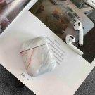 Apple Airpods Grey Marble Case Bluetooth Wireless Earphone Japanese Korean Kawaii