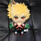 My Hero Academia Katsuki Bakugou Doll Plush Toy Soft Stuffed Figurines Decor Anime Boku No Hero