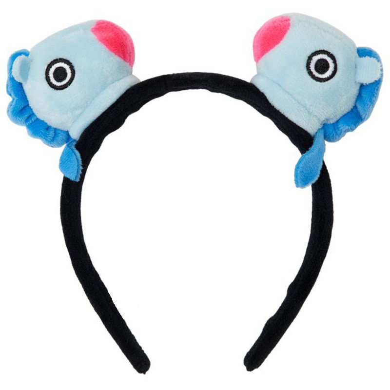 BTS Bangtan Boys BT21 Mang Headband Hair Band Accessories Kpop Fashion