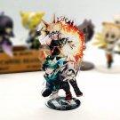 My Hero Academia Izuku Midoriya Katsuki Bakugou Acrylic Stand Figurine Cake Topper Model Anime
