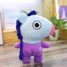 BTS Bangtan Boys BT21 Mang Jhope Plush Toy Soft Stuffed Toy Doll Plushies Kpop