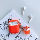 Apple Airpods Ice Cream Drink Food Cover Bluetooth Wireless Earphone Japanese Korean Cover Kawaii