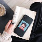 ONE PIECE Phone Case Japan Anime Luffy Zoro iphone Xs MAX XR X 6 6s 7 8 Plus Funny Silicone