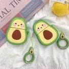 Apple Airpods Cute Avocado Fruit Cover Bluetooth Wireless Earphone Japanese Korean Cover Kawaii