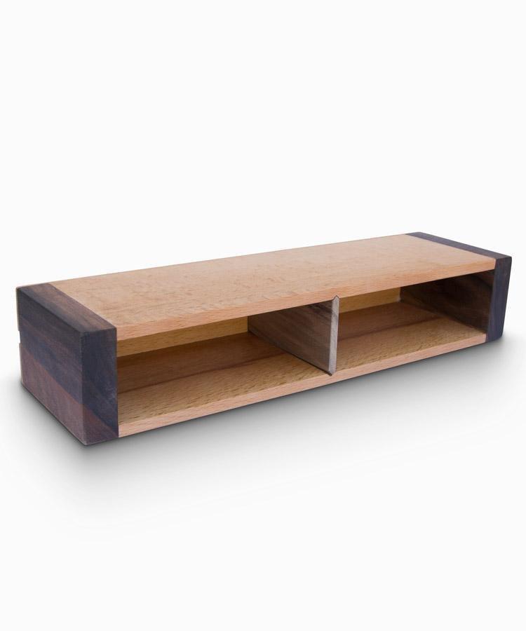 Sectional Storage Box - 2 Cabinet - WOODSAKA