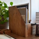 Reka - Magazine Rack / Holder - WOODSAKA