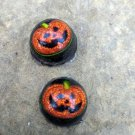 2 Piece Set Lot Halloween Refrigerator Magnets